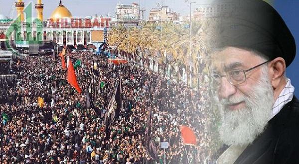 Keagungan Pawai Arbain Menurut Ayatullah Sayyid Ali Khamenei