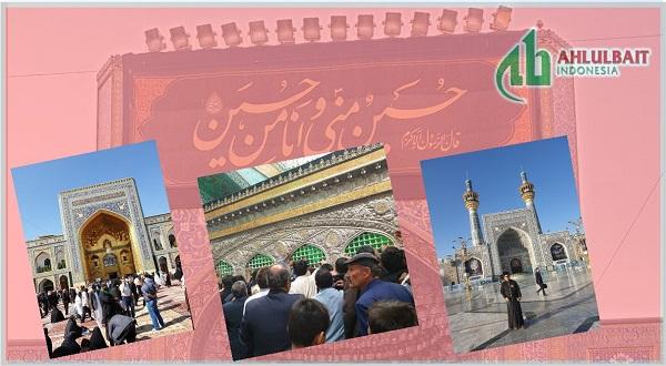 Catatan Perjalanan Zuhairi Misrawi Menuju Karbala
