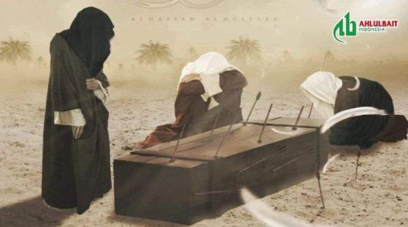 7 Safar, Hari Syahadah Imam Hasan al-Mujtaba as