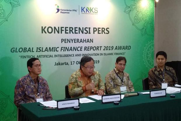 Indonesia Peringkat Pertama Pasar Keuangan Syariah Global 2019