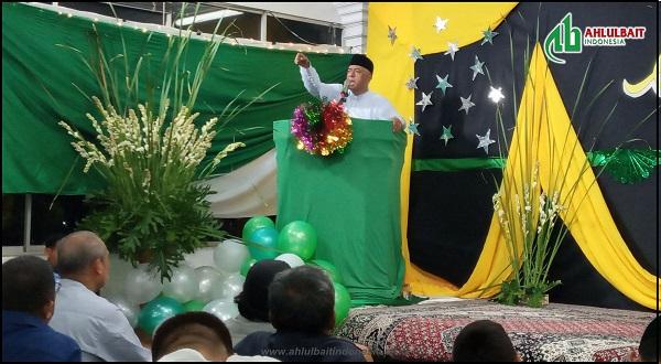 Peringatan Maulid Nabi Muhammad SAW 1441 H di ICC Jakarta