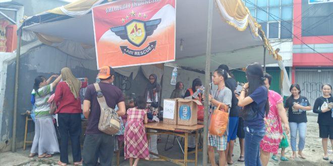 Khidmat ABI Rescue untuk Korban Banjir Jakarta