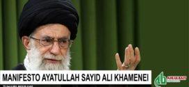 Manifesto Ayatullah Sayyid Ali Khamenei
