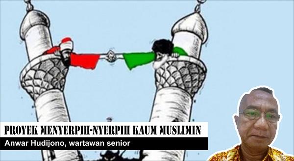 Proyek Menyerpih-nyerpih Kaum Muslimin
