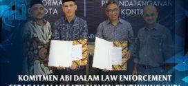 Komitmen ABI dalam Law Enforcement sebagai Salah Satu Elemen Pendukung NKRI