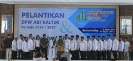 Pelantikan DPW ABI Kalimantan Timur Sekaligus Memperingati Isra Mikraj 1441 H