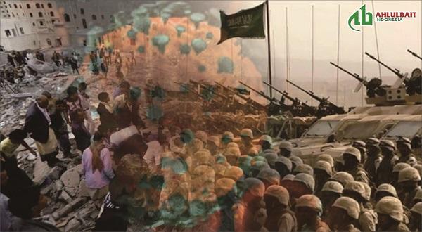 Serang Yaman, Koalisi Arab Saudi Gunakan Virus Corona