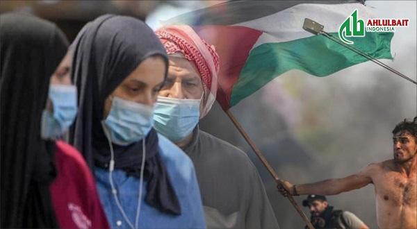 Palestina Gigih Melawan Dua Front: Wabah Covid-19 dan Penjajahan Zionis Israel