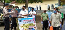 Cegah Penyebaran COVID-19, DPD ABI Probolinggo Bagikan 10.000 Masker Gratis