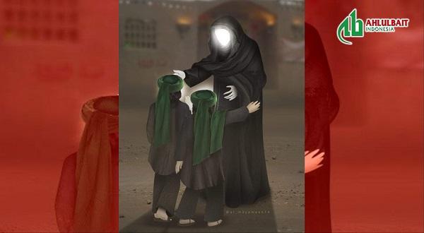 Kisah Kelahiran Imam Husain bin Ali as