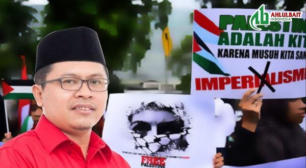 Gus Zuhairi Misrawi: Indonesia Harus di Garda Terdepan dalam Menyusun Proposal Kemerdekaan Palestina!