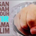 Jangan Mudah Mengkafirkan Sesama Muslim