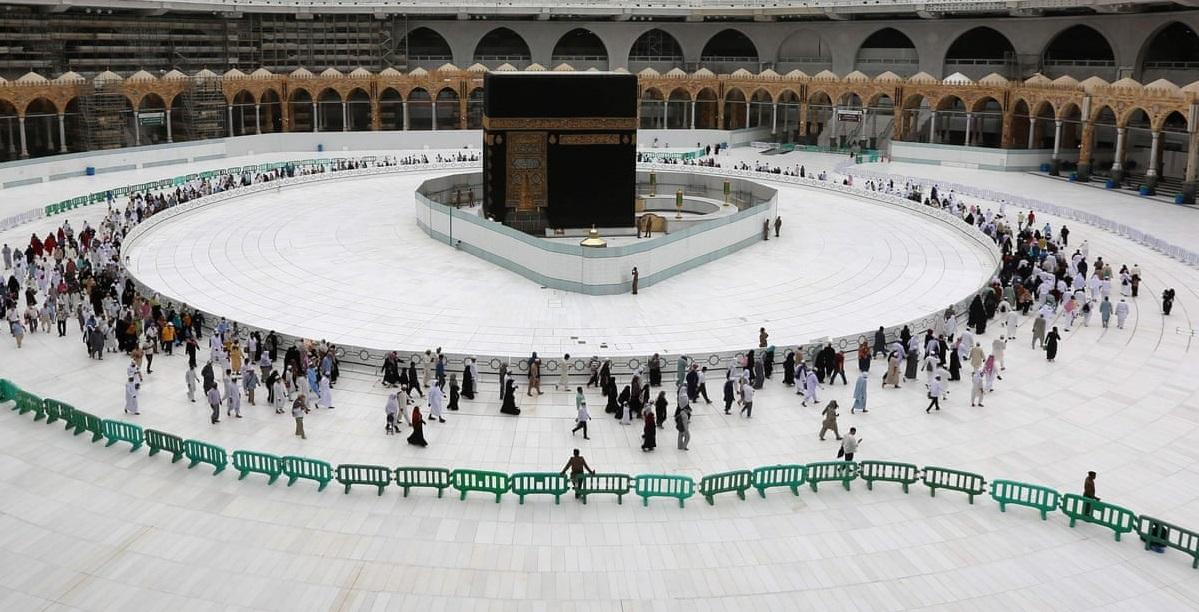 Jamaah Haji Bersiap Ibadah dalam Bayang-bayang Pandemi