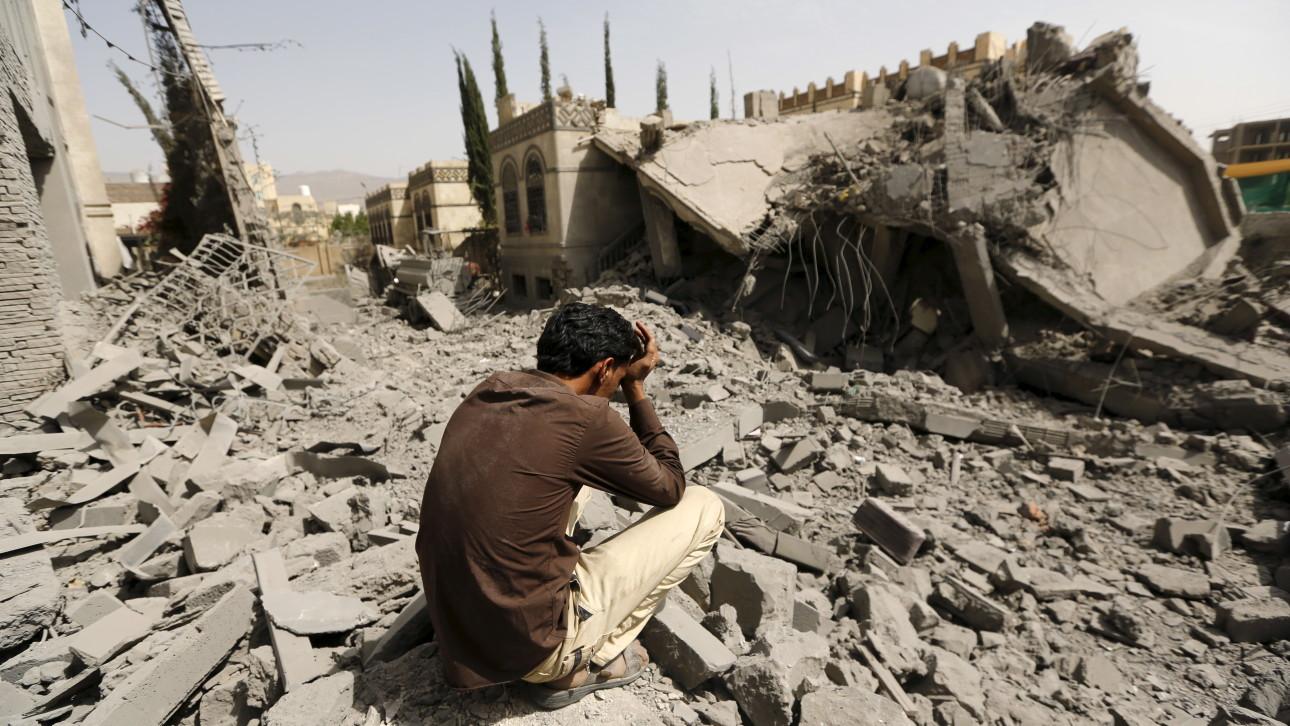 Serangan Koalisi Saudi Tewaskan Empat Anak-Anak Yaman