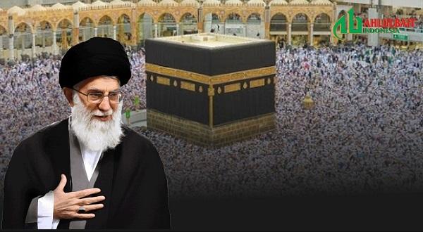 """Imam Ali Khamenei: """"Haji Menjadi Solusi Persoalan Umat Islam, Jika..."""""""