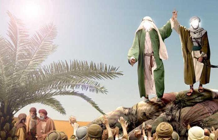 Imam Ali as, Wasiat Rasulullah Saw di Ghadir Khum