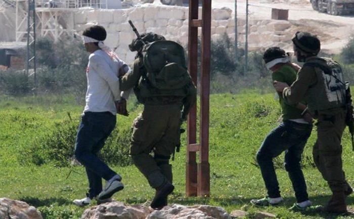 Lagi, Zionis Tangkap Puluhan Penduduk Palestina