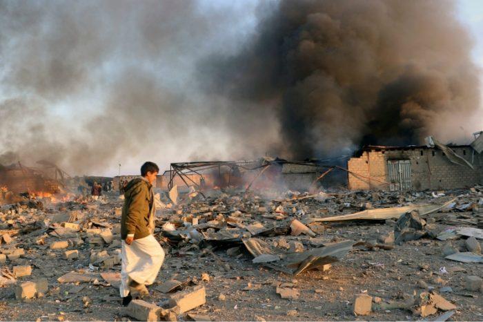 Inggris Kembali Jual Senjata, Rezim Saudi Tewaskan 20 Anak Yaman
