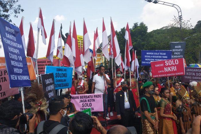 'BIMA SAKTI': Solo Harus Damai, Tolak Intoleransi!