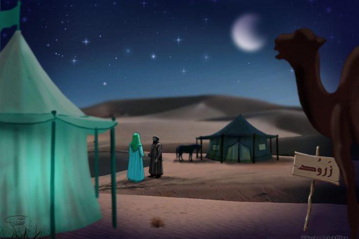 Kisah Pilu Kesyahidan Qais bin Mushir, Sang Pengantar Surat nan Setia