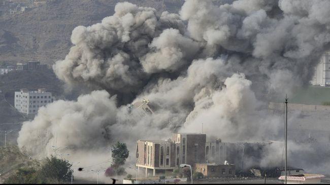 Tiga Tahun Pertanian Yaman Dihujani 900 Serangan Udara