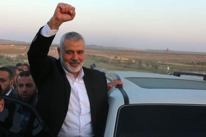 Pemimpin Hamas Serukan Persatuan Palestina