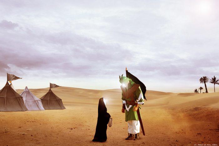 Kisah Wanita Tawanan Karbala, Sukainah binti Husain