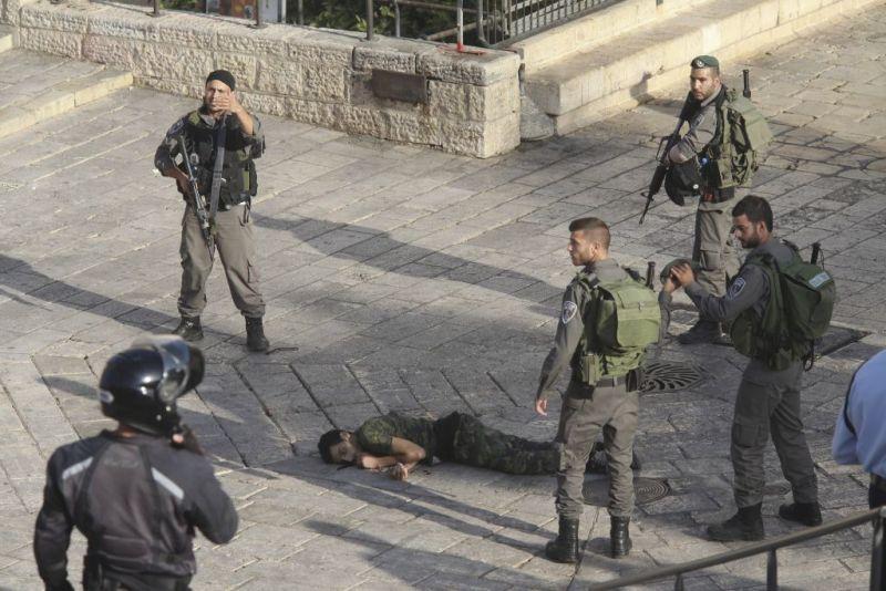 Tentara Pendudukan Zionis Tembak Tiga Pemuda Palestina