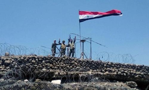 Suriah Desak Diakhirinya Pendudukan Dataran Tinggi Golan