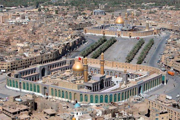 Napak Tilas Ziarah Arbain, Kesakralan Masjid Kufah