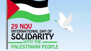 Aktivis Seluruh Dunia Peringati Hari Solidaritas Internasional untuk Palestina
