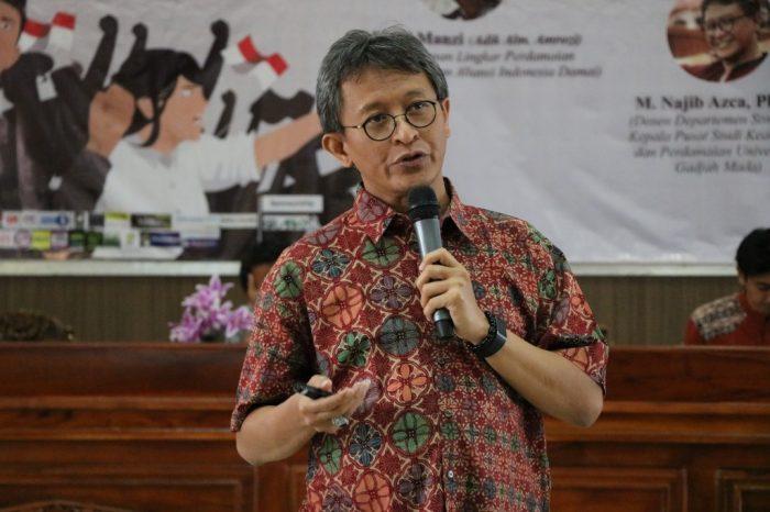 Dosen UGM: Perlu Cara Baru Lawan Intoleransi di Lingkungan Pendidikan