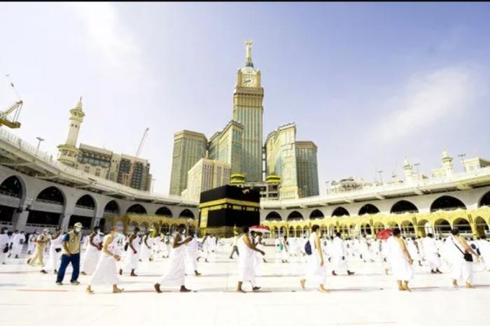 Jamaah Indonesia Kembali Umrah ke Tanah Suci
