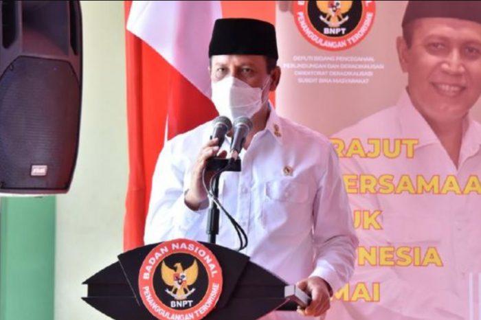 Kepala BNPT: Lawan Radikalisme, Perlu Kerjasama Pemerintah dengan Alim Ulama