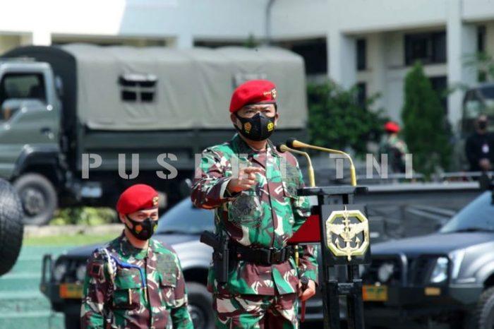 Panglima TNI: Medsos Telah Menjadi Alat Propaganda