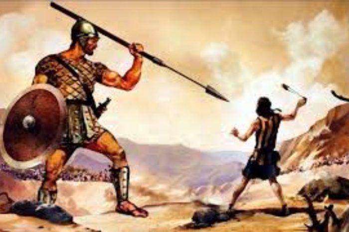 Kisah Pertarungan Daud vs Jalut