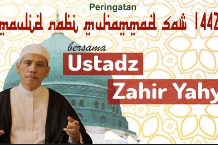 Ustadz Zahir Yahya: Meneladani Rasulullah Saw pada aspek Sosial Beliau