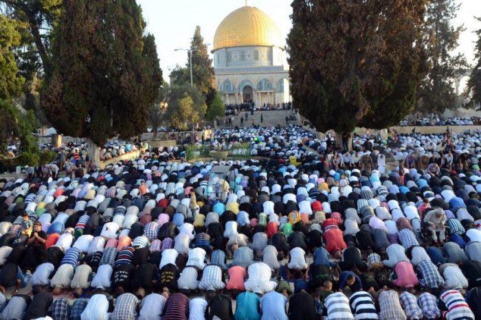 Khatib Jumat Al-Aqsa: Serukan Persatuan di Palestina dan Menjaga Masjid Al-Aqsa
