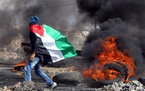 Peringati 33 Tahun Intifada, Pejuang Palestina Bertekad Lawan Zionis