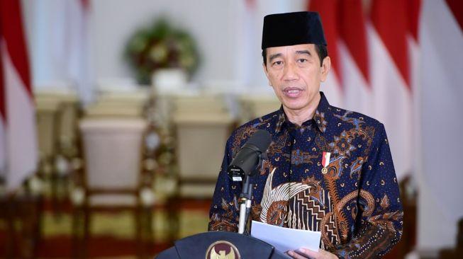 Presiden Jokowi Kutuk Terorisme di Sigi
