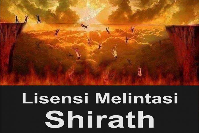 Lisensi Melintasi Shirath