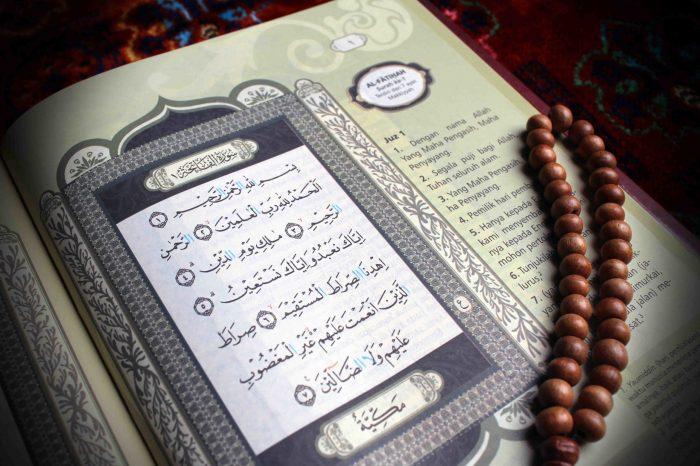 10 Aspek Pendidikan Surah al-Fatihah