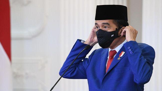 Jokowi Pastikan Vaksinasi Covid-19 Dilakukan Tahun Ini