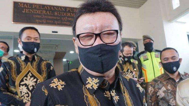 Menteri Tjahjo: Kalau ASN Terlibat Terorisme, Pecat!