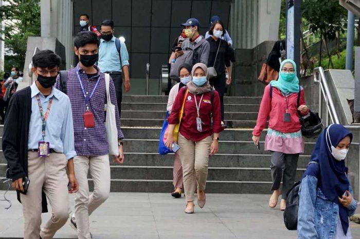 PSBB Jakarta Diperpanjang, Dua Pembatasan Dilonggarkan