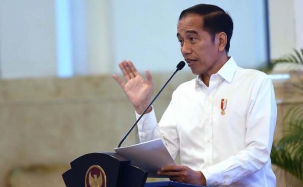 Presiden Curhat Soal Sulitnya Menangani Pandemi di Indonesia