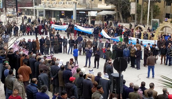 Warga Hasaka dan Qamishli Protes Pendudukan SDF Dukungan Rezim Arogan AS