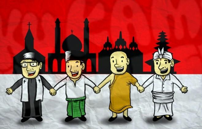 Islam Ajarkan Hidup Rukun
