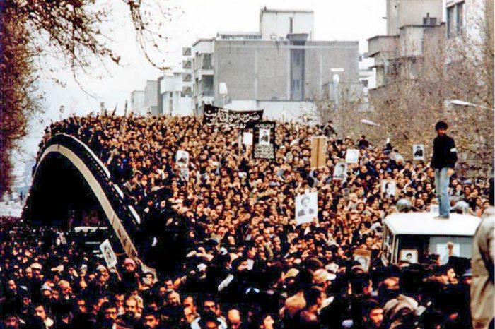 Mogok Nasional, Seluruh Rakyat Iran Bersama Imam Khomeini