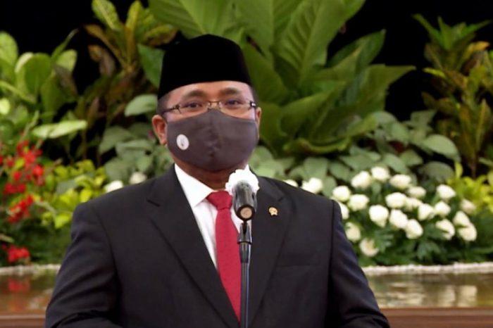 Menag: SKB 3 Menteri untuk Memahami Ajaran Agama Substantif